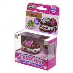 Shopkins Cutie Cars 1 Carro Corre Cookie 1 Mini Shopkin Dtc
