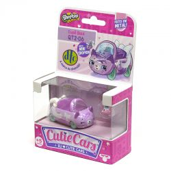 Shopkins Cutie Cars 1 Carro Cupê Balé 1 Mini Shopkin Dtc