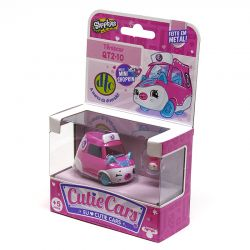 Shopkins Cutie Cars 1 Carro Têniscar 1 Mini Shopkin Dtc