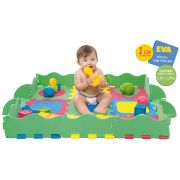 Tapete Infantil Eva para Atividades 34 Peças Toyster