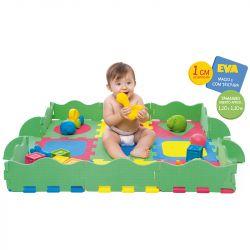 Tapete Infantil Eva para Atividades 34 Peças - Toyster