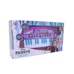 Teclado Musical Infantil Frozen 2 Disney - Toyng