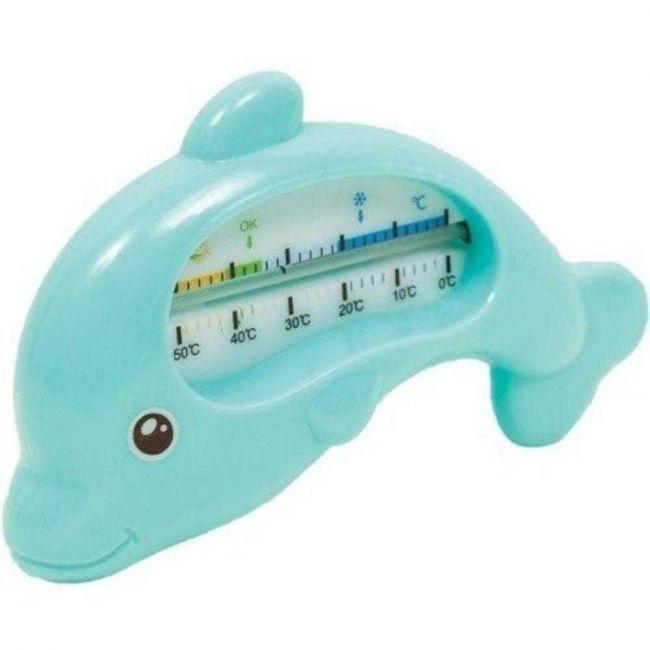 Termômetro de Banho Temperatura Água Golfinho para Bebê Buba