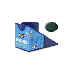 Tinta Acrílica Aqua Color Dark Green Raf Matt Revell