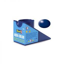 Tinta Acrílica Aqua Color Lufthansa Blue Silk Matt Revell