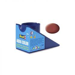 Tinta Acrílica Aqua Color Reddish Brown Matt Revell