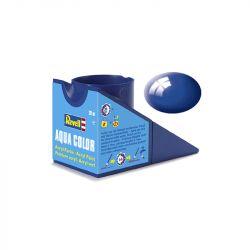 Tinta Acrílica Aqua Color Ultramarine Blue Gloss Revell
