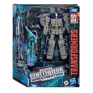 Transformers Astrotrain Earthrise War For Cybertron Trilogy Hasbro