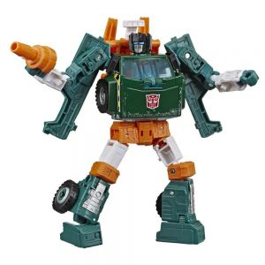 Transformers Hoist Earthrise War For Cybertron Trilogy Hasbro