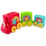 Trem dos Animais Didático Fisher-Price Mattel