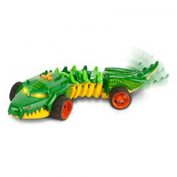 Veículos Hot Wheels Mutant Machines Com Luz E Som Commander Croc Dtc
